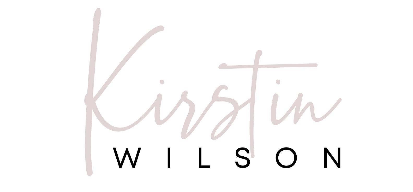 Kirstin Wilson